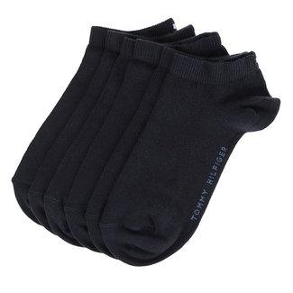 Tommy Hilfiger 3-pack Sokken Donkerblauw