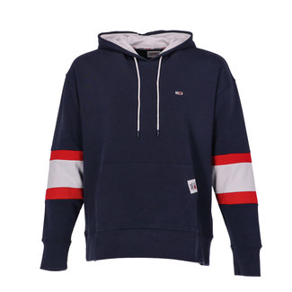 Tommy Jeans Hoodie Donkerblauw