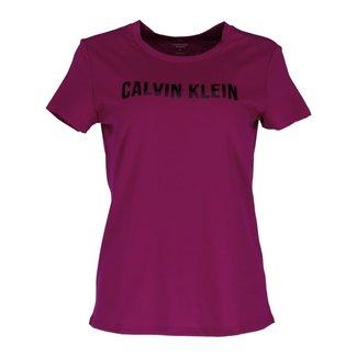 Calvin Klein T-shirt Fuchsia