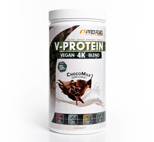 ProFuel V-Protein Vegan 4K Blend Choco Milk (750 gram)