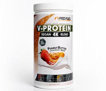ProFuel V-Protein 4K Blend  Peanut Butter & Jelly 750 gram