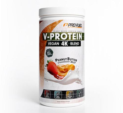 ProFuel V-Protein Vegan 4K Blend Peanut Butter & Jelly (750 gram)