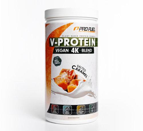 ProFuel V-Protein Vegan 4K Blend Salted Caramel (750 gram)