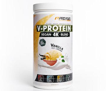 ProFuel V-Protein 4K Blend Vanilla Ice Cream 750 gram