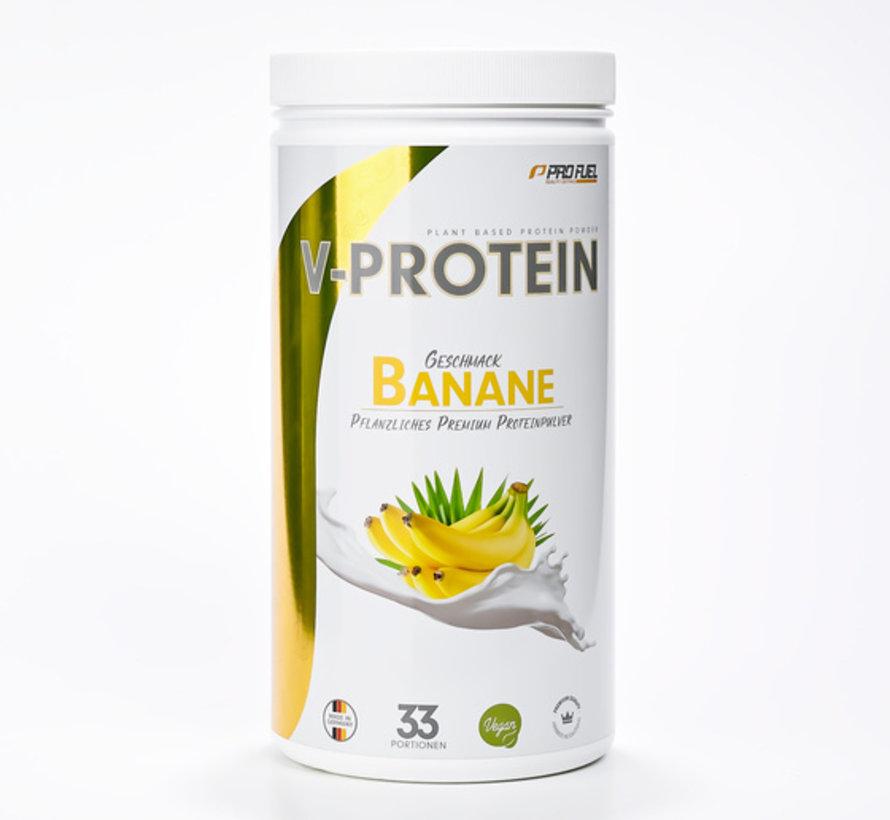 V-Protein Vegan Protein Banana (1000 gram)