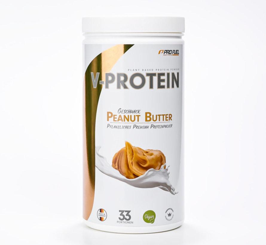 V-Protein Vegan Protein Peanut Butter (1000 gram)