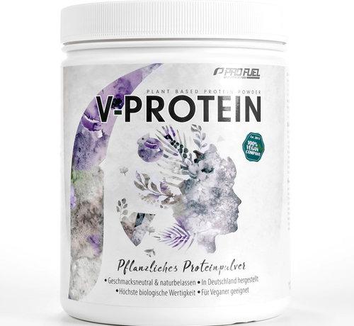 ProFuel V-Protein Vegan Protein Neutral (600 gram)