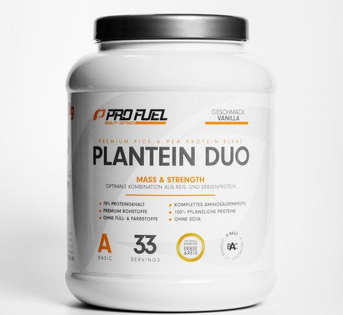 ProFuel Plantein Duo Vegan Protein Vanilla (1000 gram)