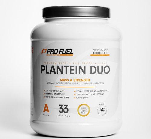 ProFuel Plantein Duo Vegan Protein Chocolate (1000 gram)