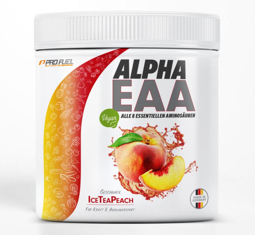 ALPHA EAA Ice Tea Peach (462 gram)