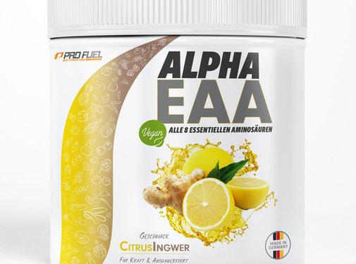 ProFuel ALPHA EAA Citrus Ginger (462 gram)