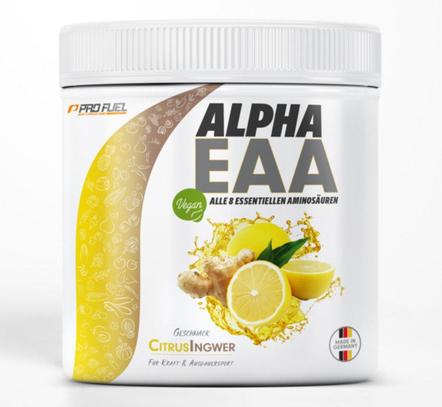 ALPHA EAA Citrus Ginger (462 gram)