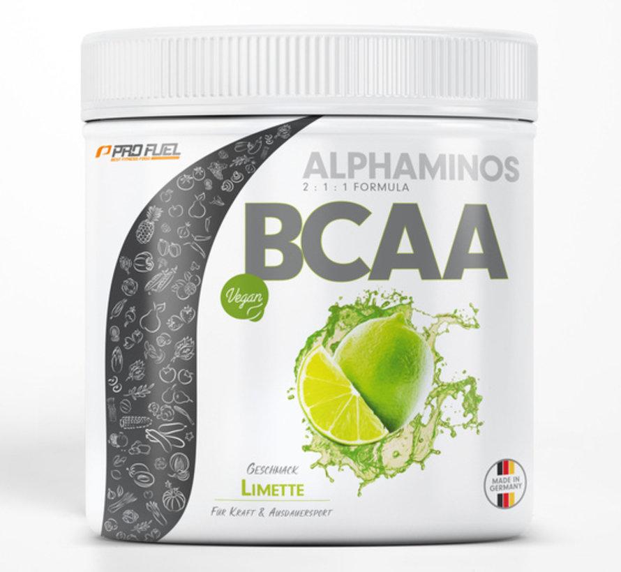 ALPHAMINOS  BCAA Lime (300 gram)