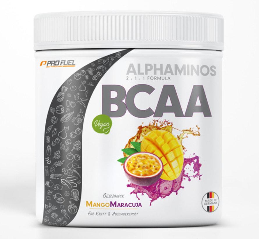 ALPHAMINOS  BCAA Mango Maracuja (300 gram)