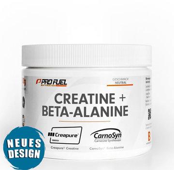 ProFuel CREATINE + BETA-ALANINE  Creapure & CarnoSyn (300 gram)