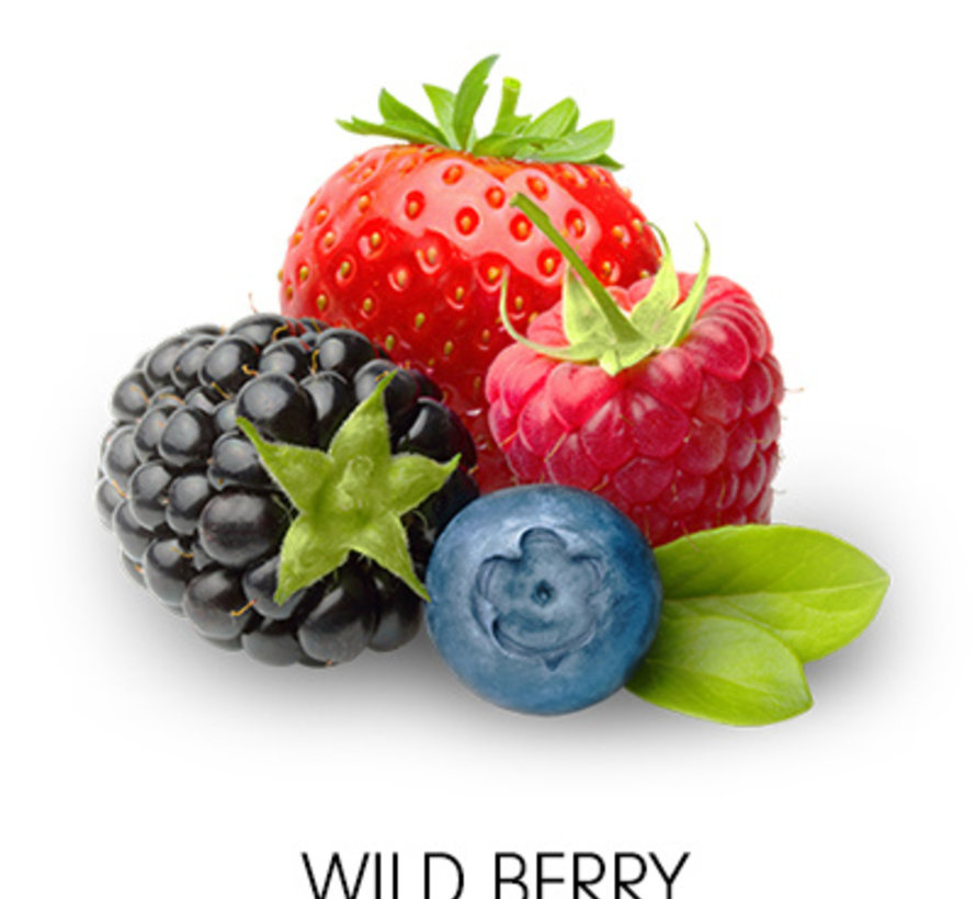 TUNNELBLICK Energy Booster Wild Berry (360 gram)