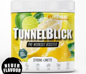 ProFuel TUNNELBLICK Energy Booster Lemon Lime (360 gram)