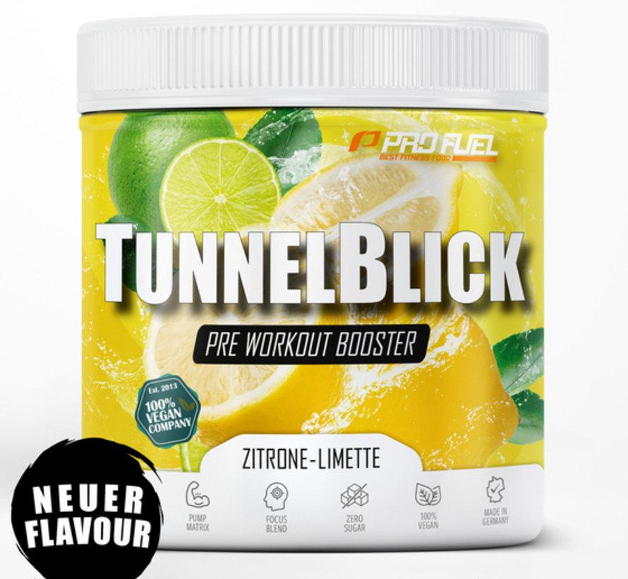 TUNNELBLICK Energy Booster Lemon Lime (360 gram)