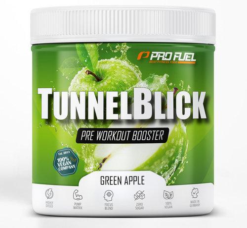 ProFuel TUNNELBLICK Energy Booster Green Apple (360 gram)
