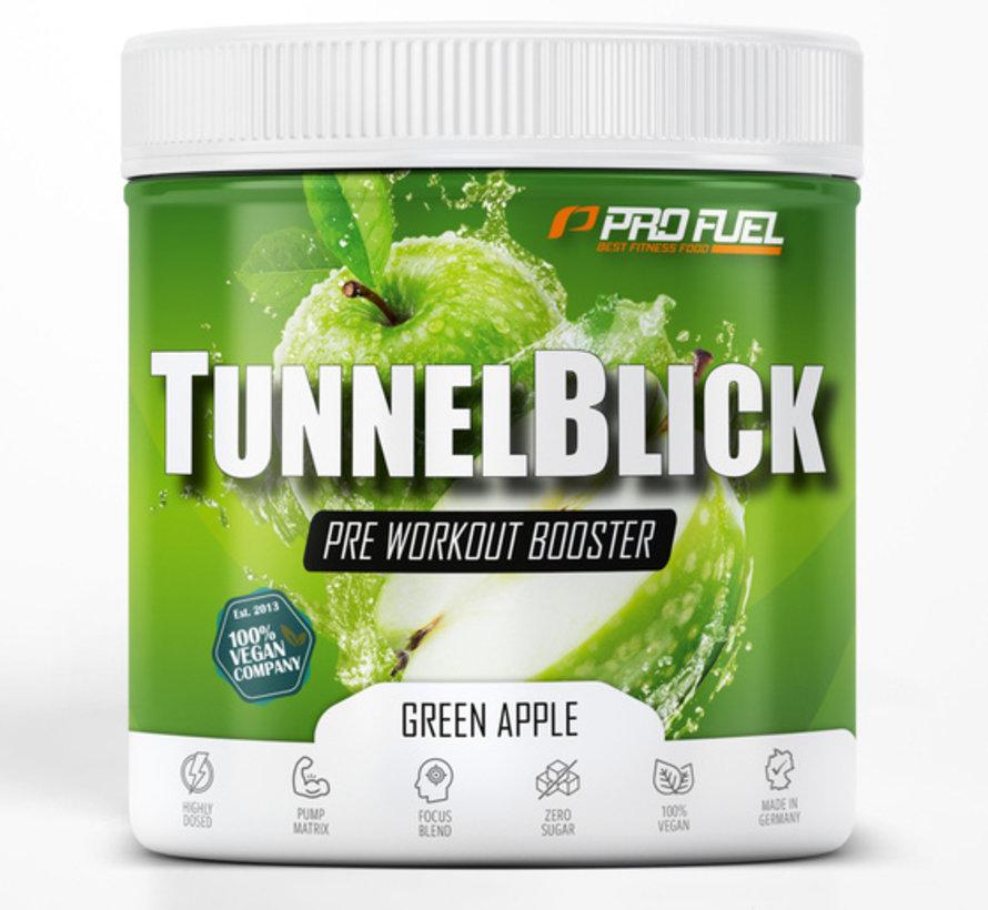 TUNNELBLICK Energy Booster Green Apple (360 gram)