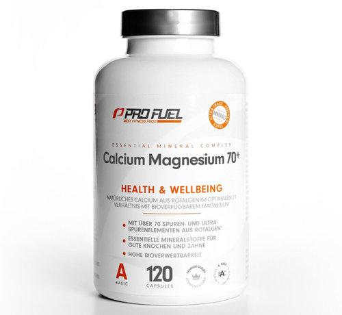 ProFuel CALCIUM & MAGNESIUM  +70 sporenelementen (120 capsules)
