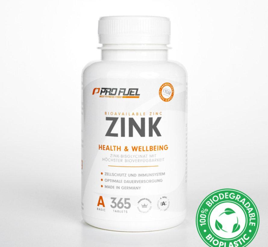 ZINK Bisclycinat  365 Tabletten