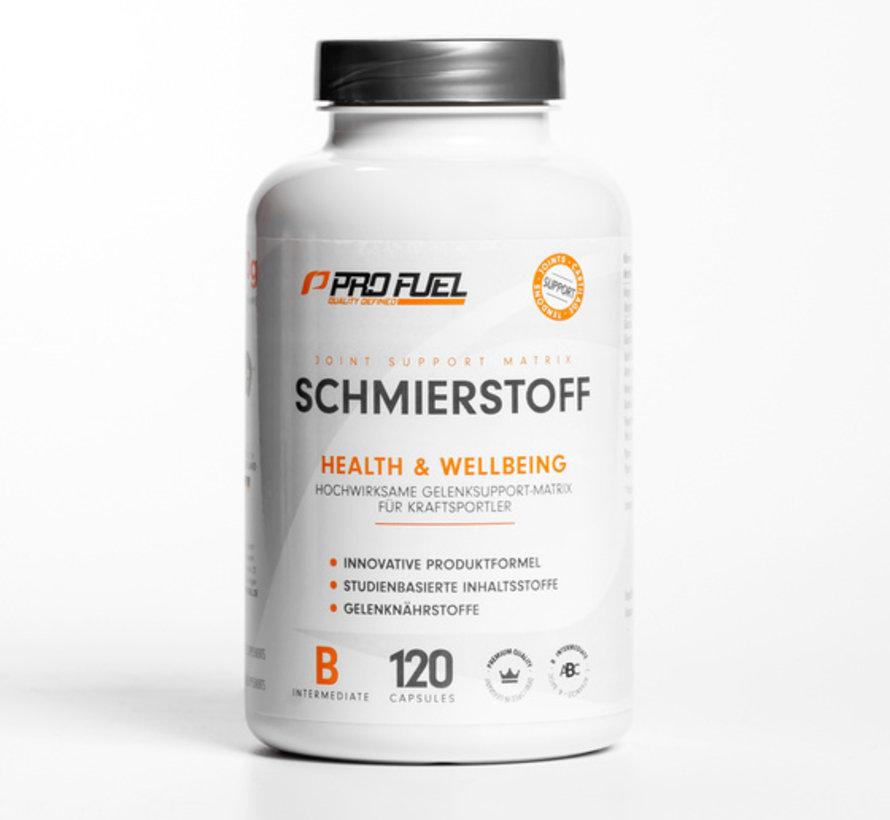 MSM SCHMIERSTOFF Voor gewrichten & pezen (120 capsules)