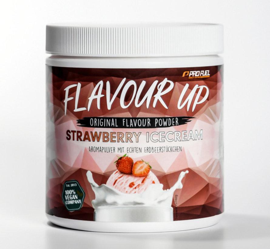 FLAVOUR UP Smaakpoeder Strawberry Icecream (280 gram)