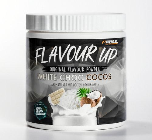 ProFuel FLAVOUR UP Smaakpoeder White Choc Cocos (280 gram)