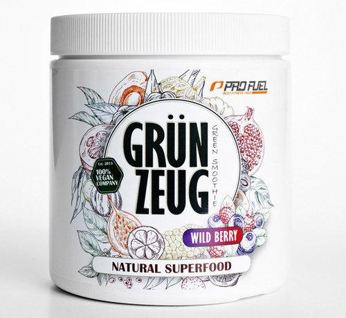 ProFuel GRÜNZEUG Superfood Wild Berry (300 gram)