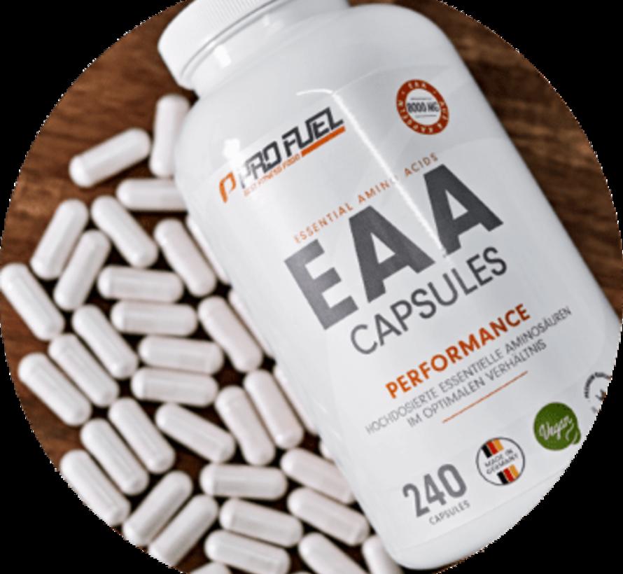 EAA-capsules  240 Capsules