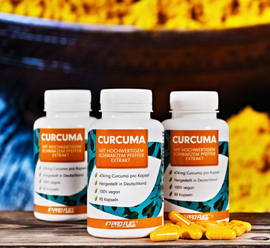 CURCUMA-extract    90 capsules
