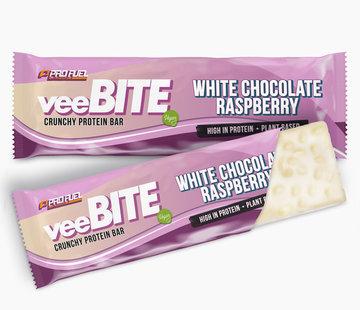 ProFuel VeeBite eiwitreep witte chocolade framboos (60 gram)