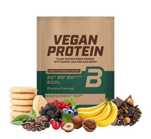 BioTechUSA  Vegan Protein eiwit, 500 gram, banaan