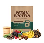 BioTechUSA Vegan Protein eiwit, 500 gram, Vanilla Cookie