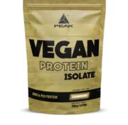 Peak Peformance Vegan Protein Isolate eiwit 750 gram Strawberry