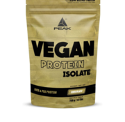 Peak Peformance Vegan Protein Isolate eiwit 750 gram Chocolate