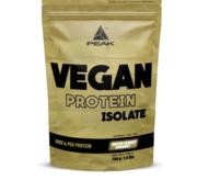 Peak Peformance Vegan Isolate eiwit 750 gram Salted Peanut Caramel