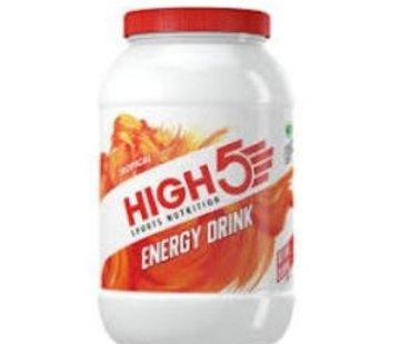 HIGH5 Energy Drink Tropical, 2200 gram