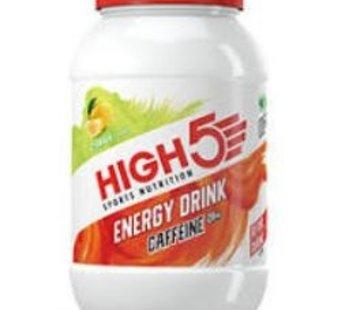 HIGH5 Energy Drink Cafeïne Citrus , 2200 gram