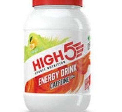 HIGH5 Energy Drink Cafeïne Citrus , 2200 gram.
