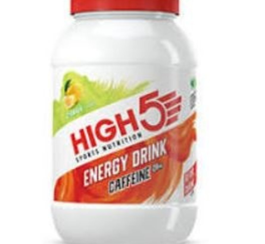 Energy Drink Cafeïne Citrus , 2200 gram.