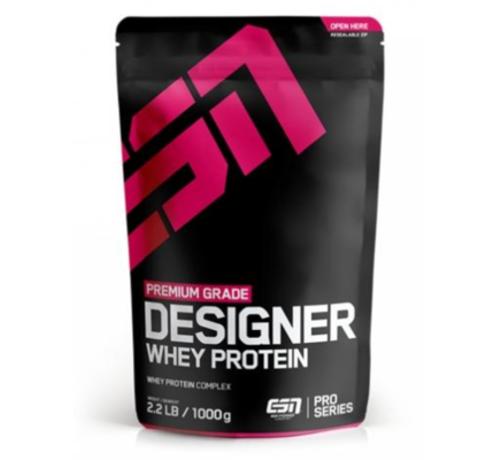 ESN  Designer Whey Protein eiwit, Chocolate 1000 gram