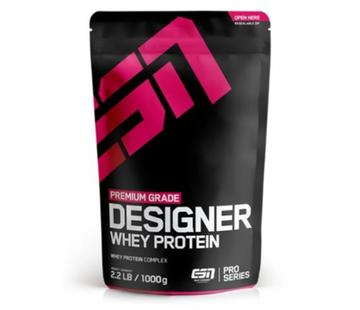 ESN  Designer Whey Protein eiwit, Cookies & Cream 1000 gram