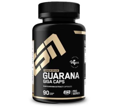 ESN  Guarana Giga Caps, 90 capsules