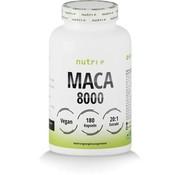 Nutri Plus Maca 8000, 180 capsules