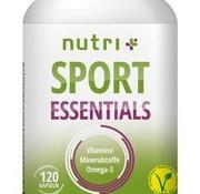Nutri Plus Sport Essentials multivitamine , 120 capsules
