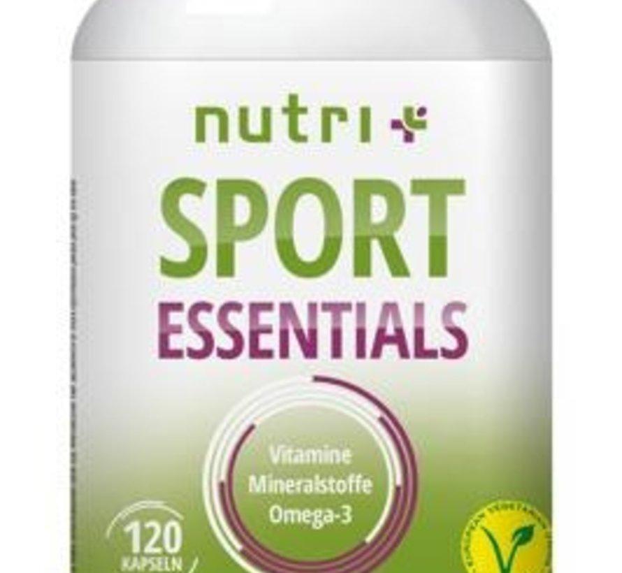 Sport Essentials multivitamine , 120 capsules