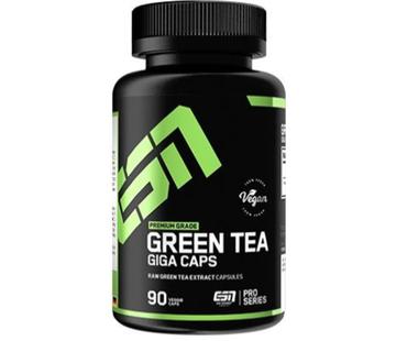 ESN  Green Tea Giga capsules, groene thee (90 capsules)
