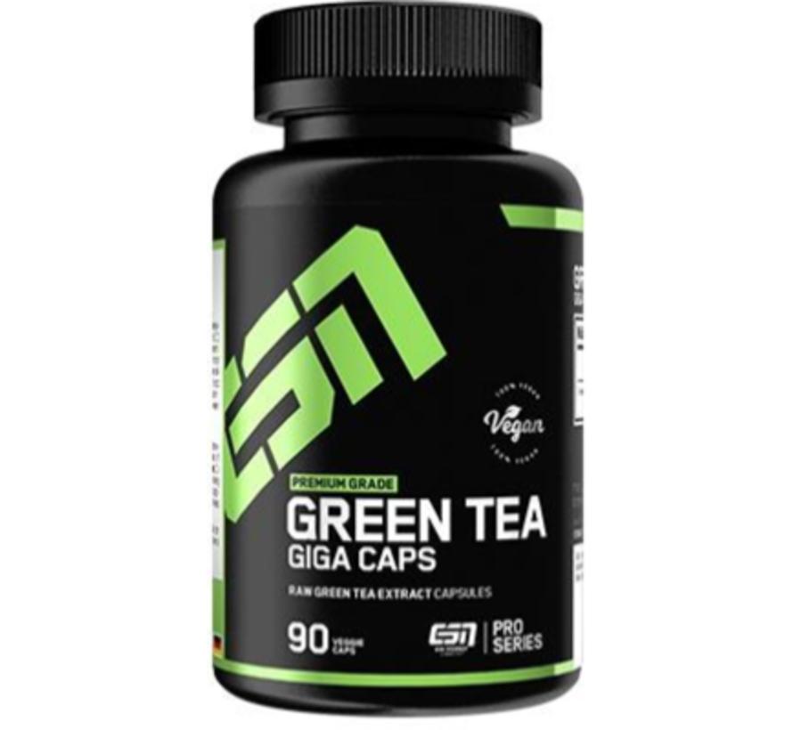 Green Tea Giga capsules, groene thee (90 capsules)